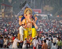 Ganesh Chathurthi in India