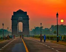 India Gate of Delhi