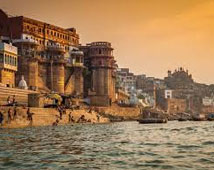 Sacred Ganges with Golden Triangle Tour
