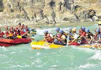 Boat/River Rafting India