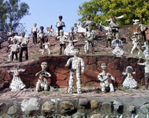 Rock Garden, Chandigarh Tour Packages
