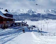 Gulmarg City Tour Packages