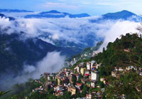 Kalimpong Hill Station