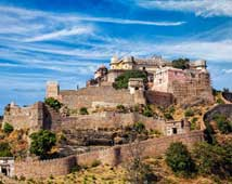Kumbhalgarh City in Rajasthan