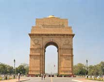 India Gate, Delhi Tour Packages