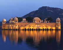 Jal Mahal, Jaipur Tour Package