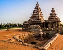 Shore Temple, Mahabalipuram Tour Packages
