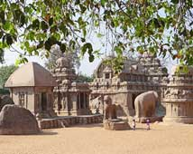 Rathas, Mahabalipuram Travel Guide