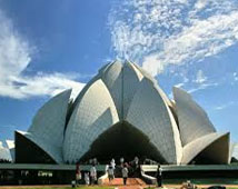 Lotus Temple, Delhi Tour Packages